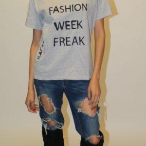 Fashion Week Freak: Large Tee